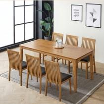 핀란디아 프렌드 6인 식탁세트 (의자6)